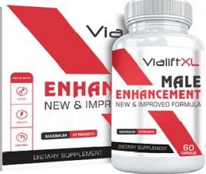 Vialift XL Male Enhancement Bottle