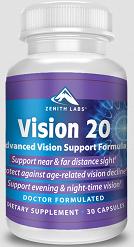 Vision For A Lifetime Vision 20