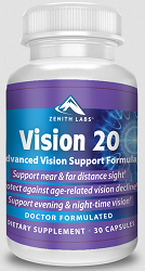 Vision For A Lifetime Vision 20