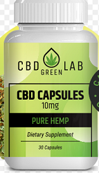 CBD Green Lab Capsules