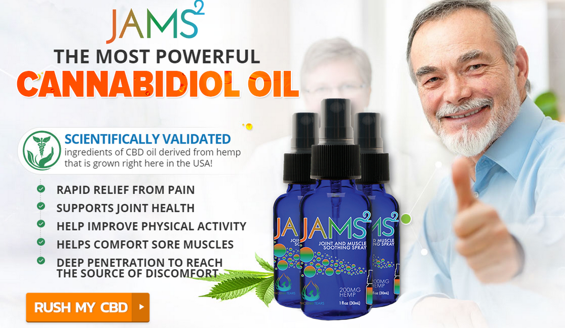 Jams2 CBD Oil -1