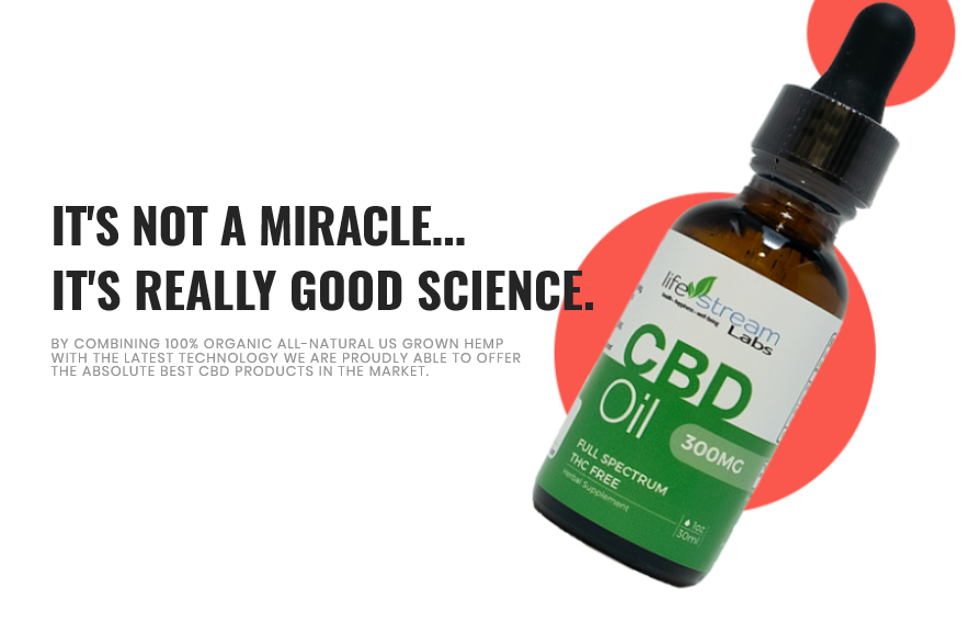 LifeStream Labs CBD - 1