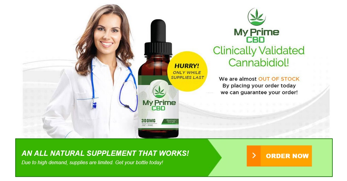 My Prime CBD Oil - 2