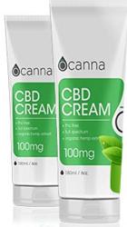 Ocanna CBD Cream
