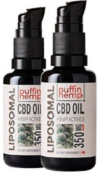 Puffin Hemp CBD Oil