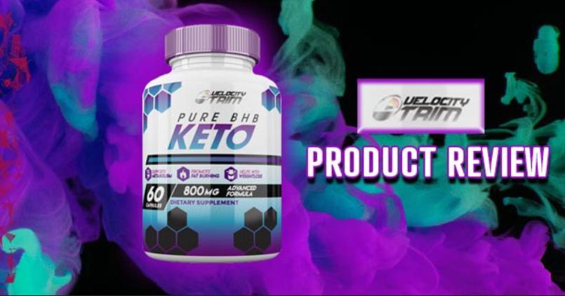 Velocity trim keto - 1