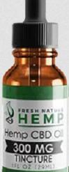 Fresh Nature Hemp Oil