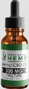 Fresh Nature Hemp Oil