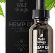 Wild Things Hemp Oil
