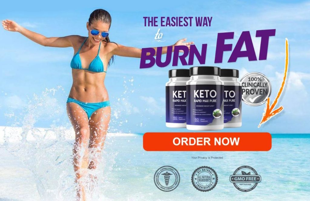 Keto Rapid Max Pure Buy