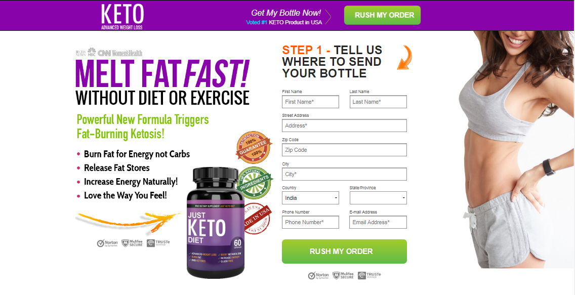 just keto diet order